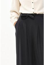 By-Bar Pants Wanda crepe black