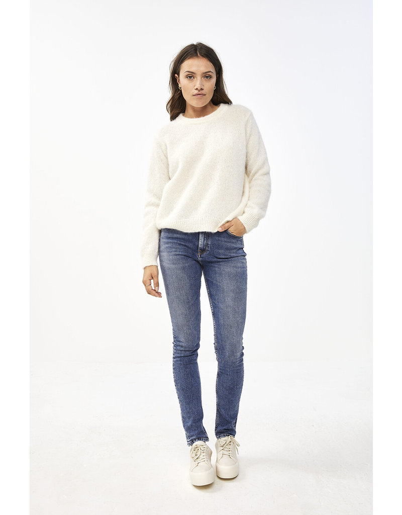 By-Bar Pullover Lana organic offwhite