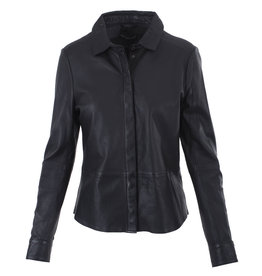 Repeat blouse 100% lamb leather
