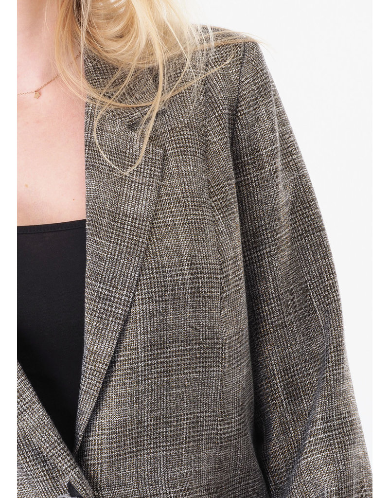 Circle of Trust Blazer Ouna gold metallic