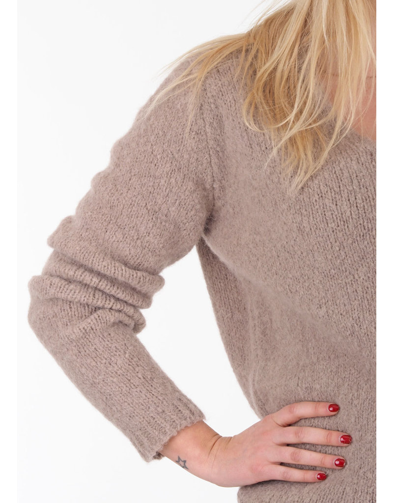 Circle of Trust Knit pullover pam