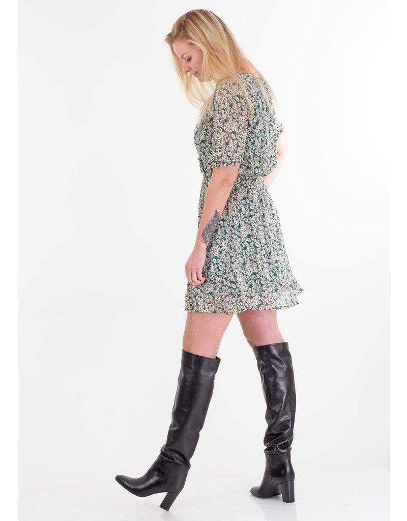 La petite etoile Dress miranda green