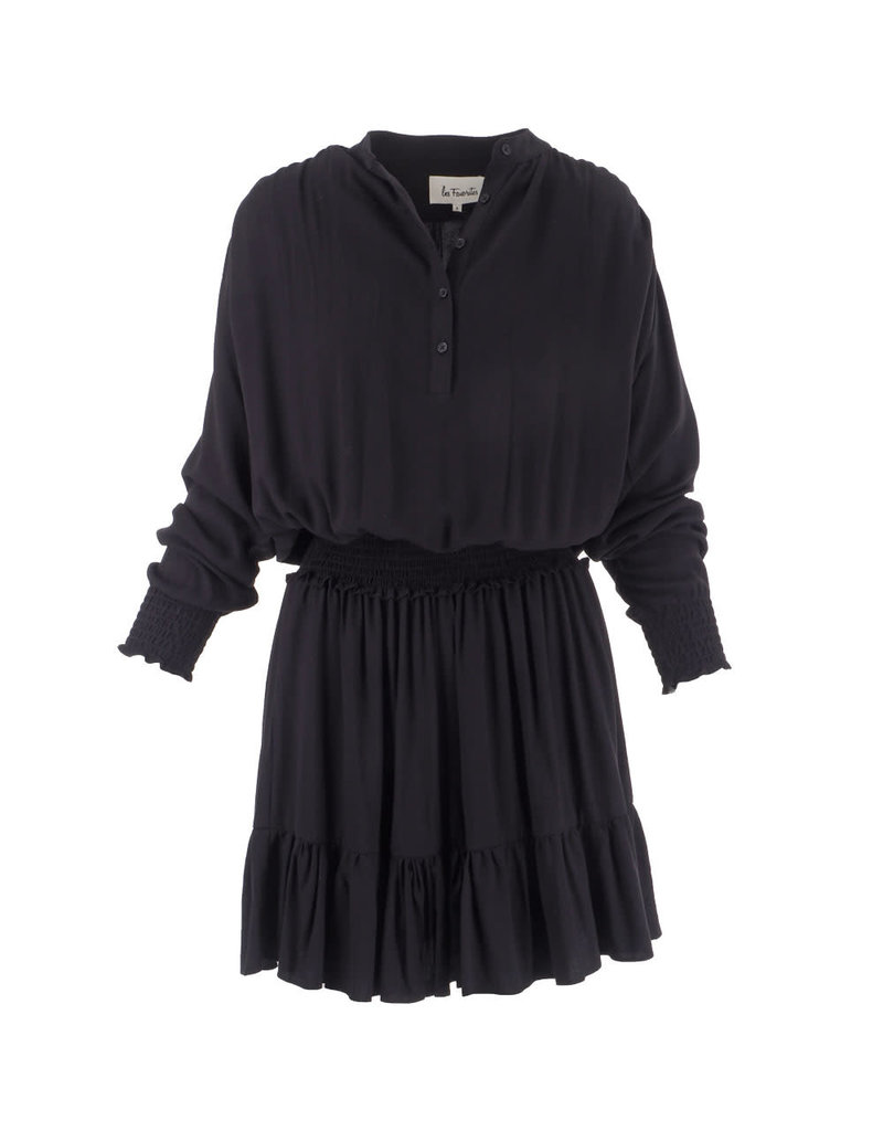 Les Favorites Dress Issey black