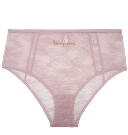 LoveStories Brief Moonflower vintage pink