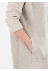 Repeat Coat 100% cashmere beige
