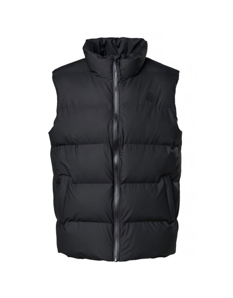 Rains Vest Puffer black
