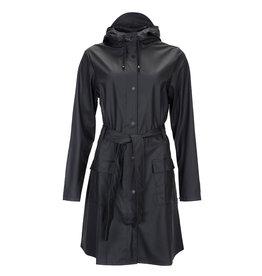 Rains Jacket curve Black