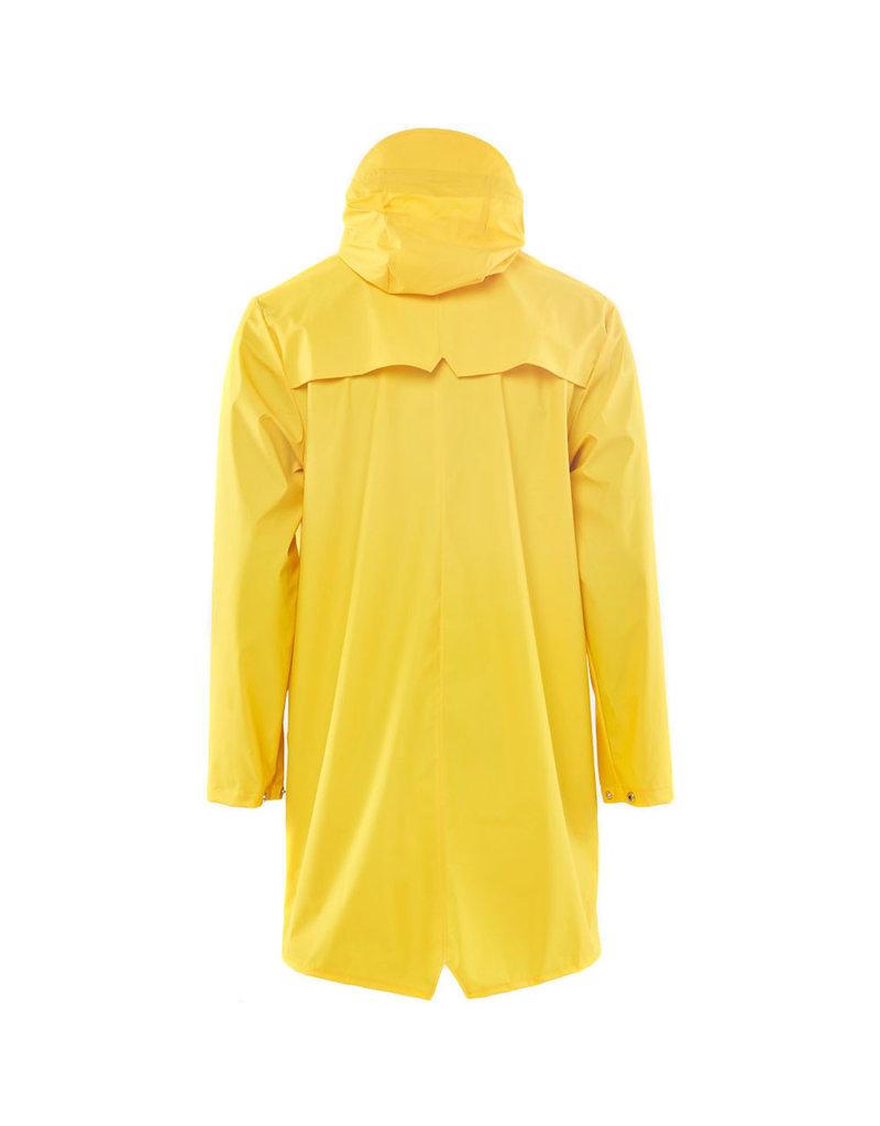 Rains Jacket long yellow