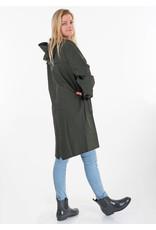 Rains Jacket long Green