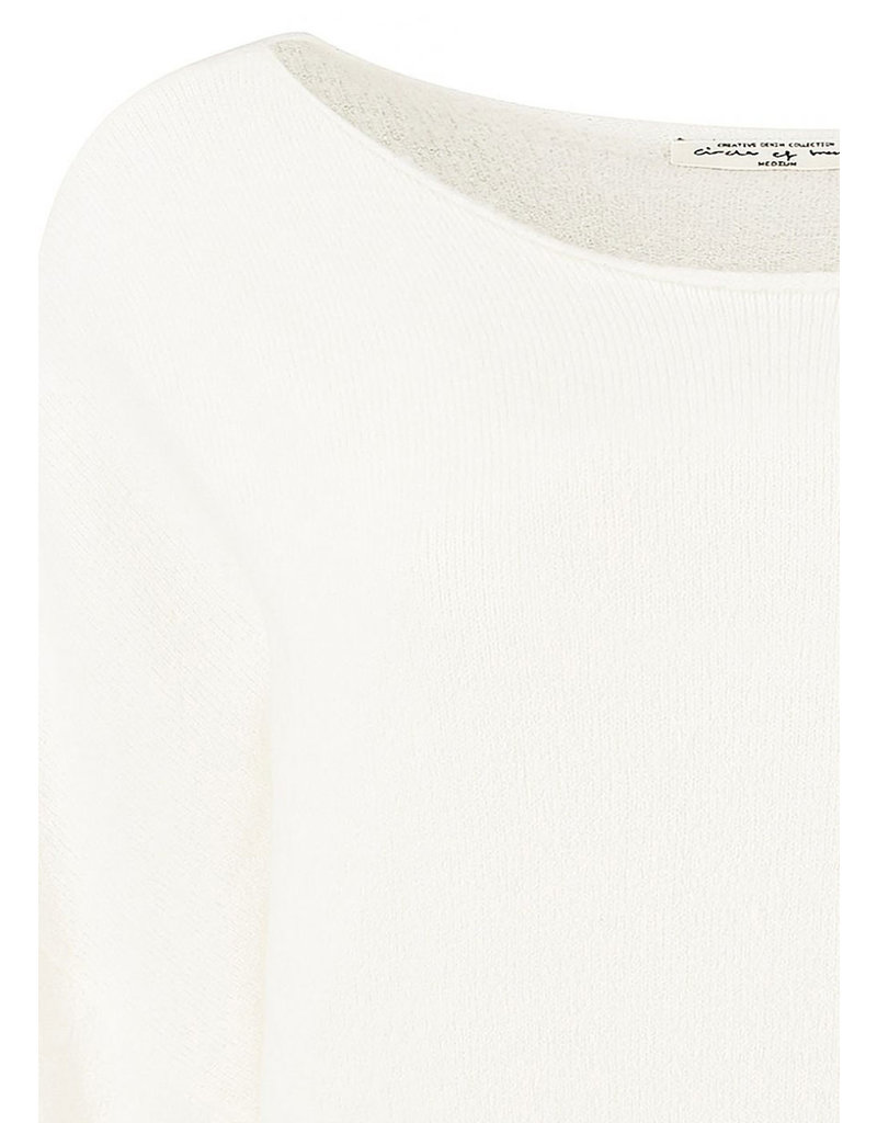 Circle of Trust Pull knit Zane Offwhite