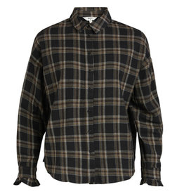 Object Shirt Merle black