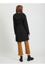 Object Coat Karin black
