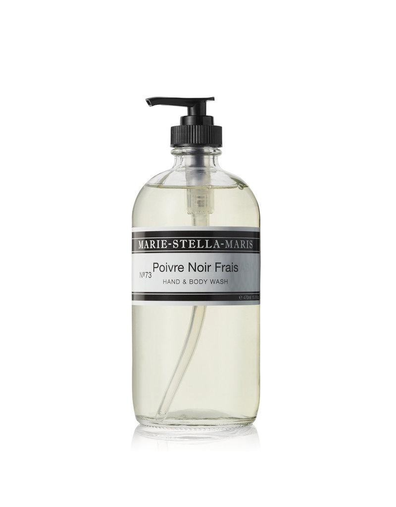 Marie Stella Maris Hand & Body Wash Poivre Noir