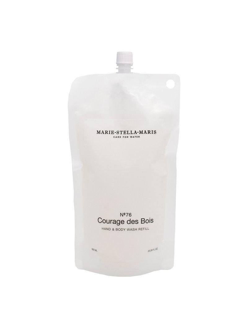 Marie Stella Maris Refill Hand & Body Wash Courage des bois