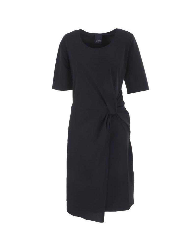Japan TKY Dress Yip D.black