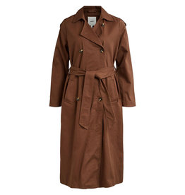 Object Trench Coat Clara Partridge