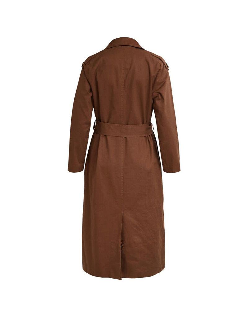 Object Trench Coat Clara Partridge