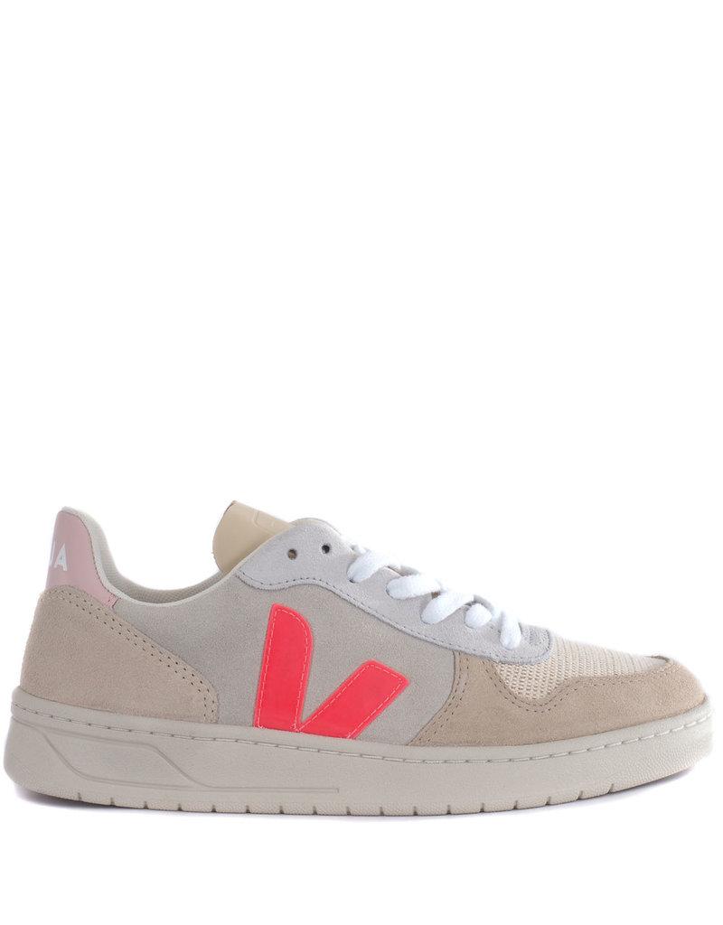 Veja Sneaker V-10 Multi/Nat/Rose