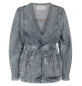 Tomorrow Jacket Hepburn denim wrap wash Melrose