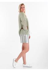 Aimee Short Mexs H019 stripe