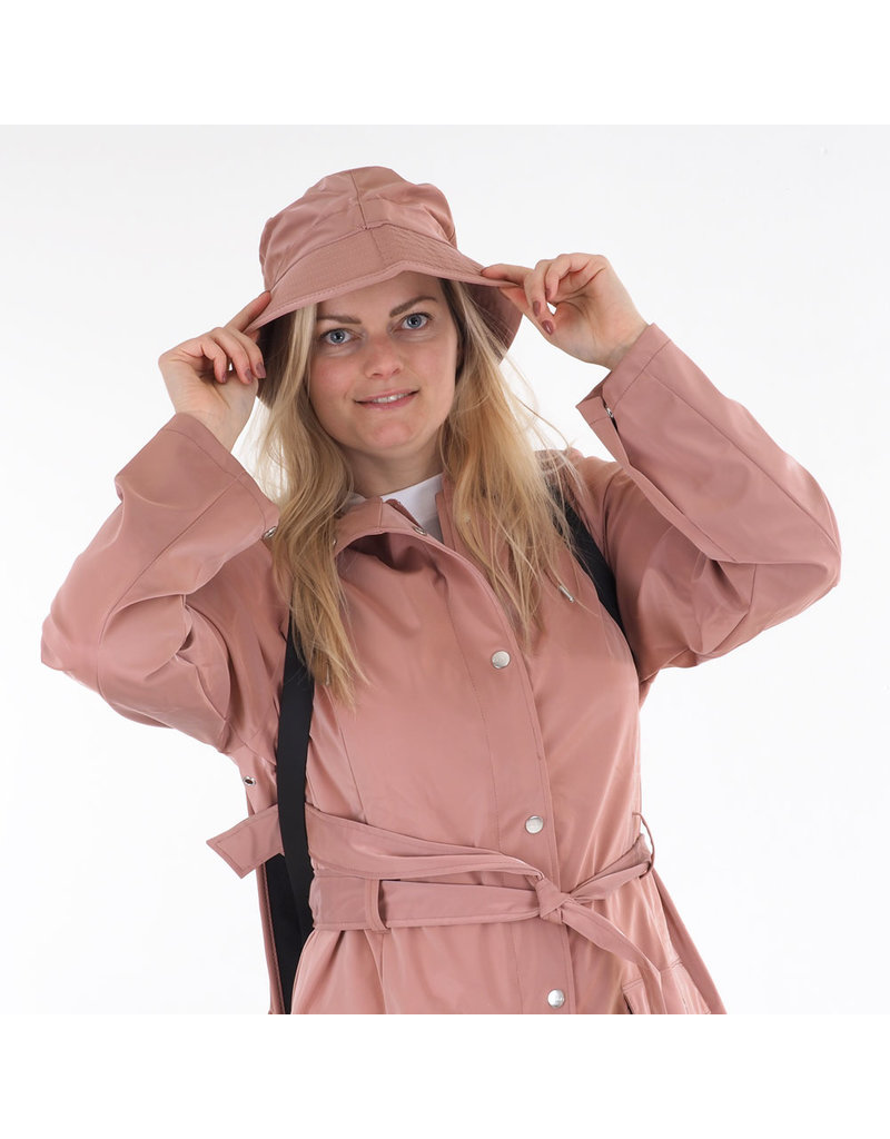 Rains Bucket Hat Blush