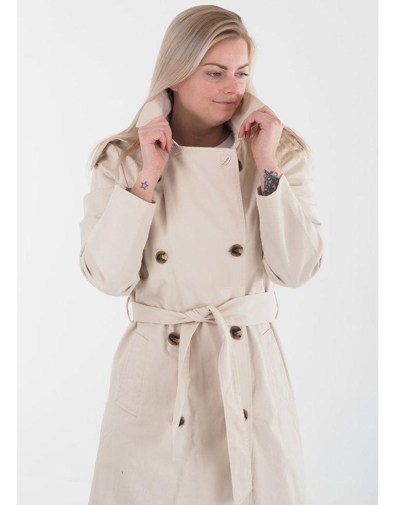 Object Trench Coat Clara Sandshell
