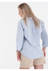 Aimee Blouse Isaa light blue