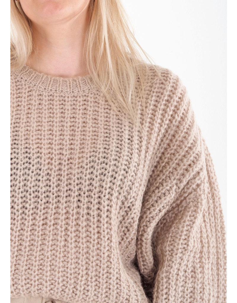 Aimee Sweater Dopy Sand