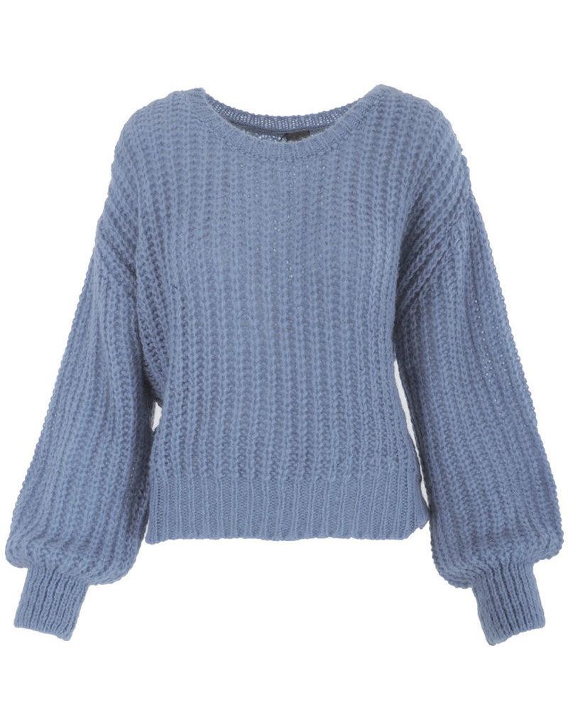 Aimee Sweater Dopy Blue