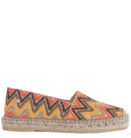 Fred de la Bretoniere Espadrilles Loafer 152010164 Brown