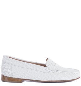 Roberto D'Angelo Loafer Flint Bianco