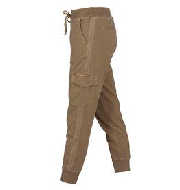 Blue Sportswear Pants Hilton Tobacco