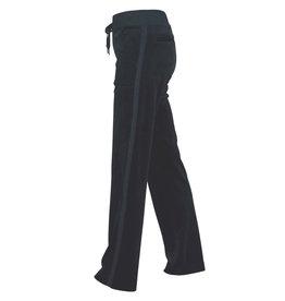 Blue Sportswear Blue Pants Malibu velvet D.navy