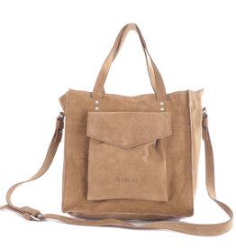Shabbies Shopper 283020018 L. brown