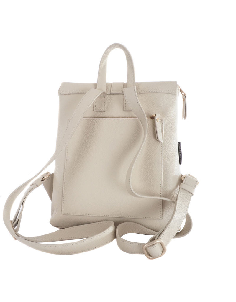 Fred de la Bretoniere Backpack FRB0301 Offwhite