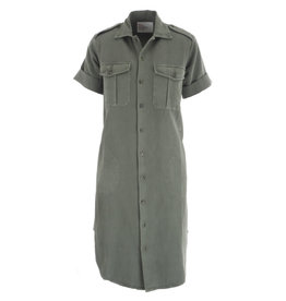 Leon & Harper Dress Racha P.khaki