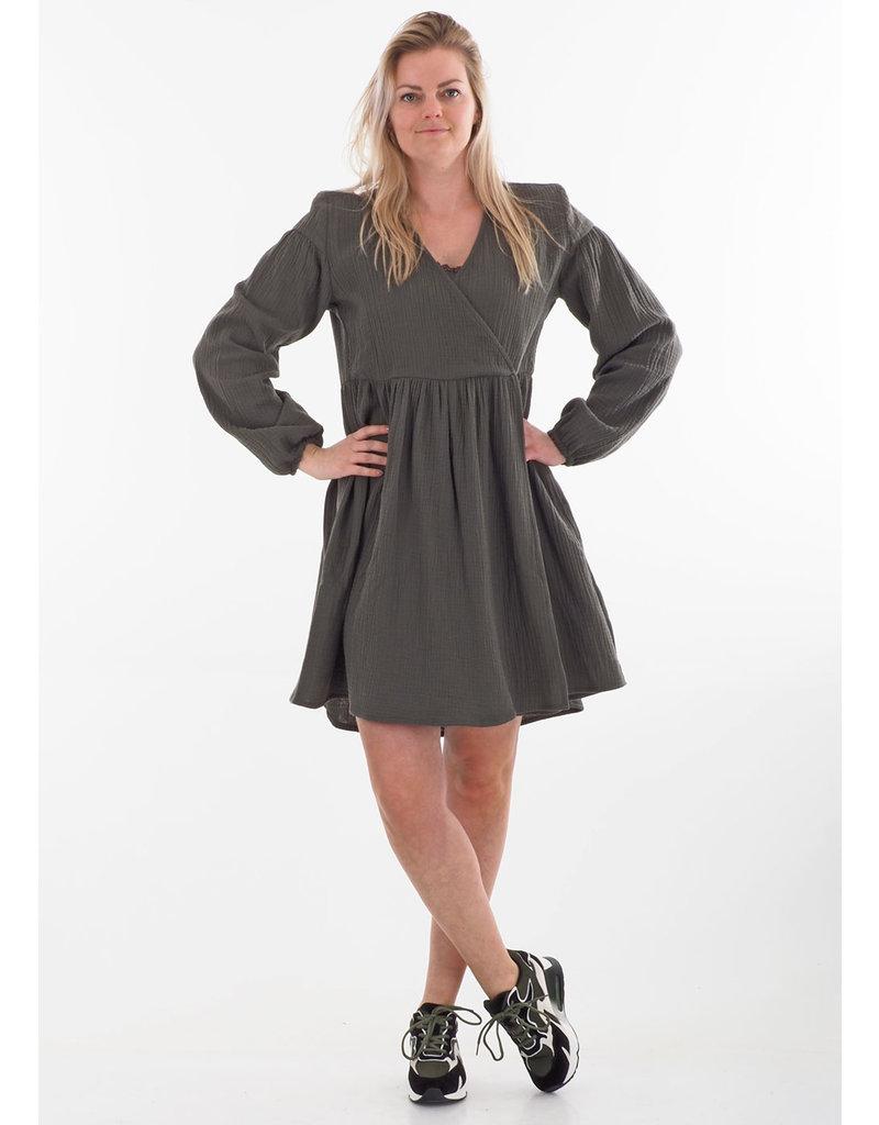 Les Favorites Dress Kae Army