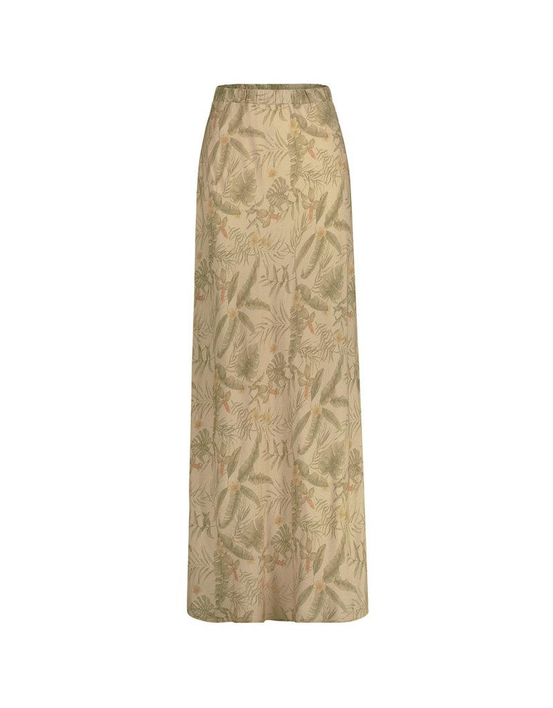 Penn&Ink Skirt S21T558 palm