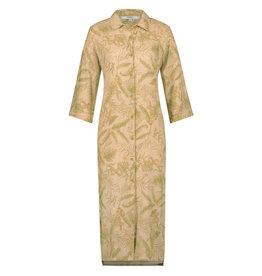 Penn&Ink dress S21T557 palm