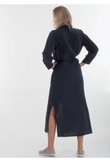 Penn&Ink Long blouse S21T532 navy