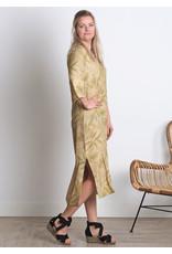 Penn&Ink N.Y. dress S21T557 palm