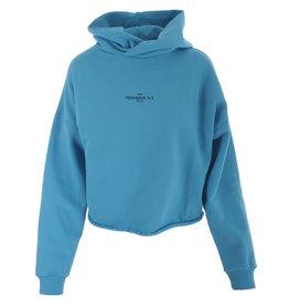 Penn&Ink sweater S21T564 azure