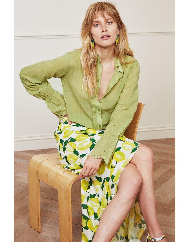 Fabienne Chapot Skirt Cora Cream