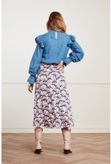 Fabienne Chapot Skirt Claire Cream/trip