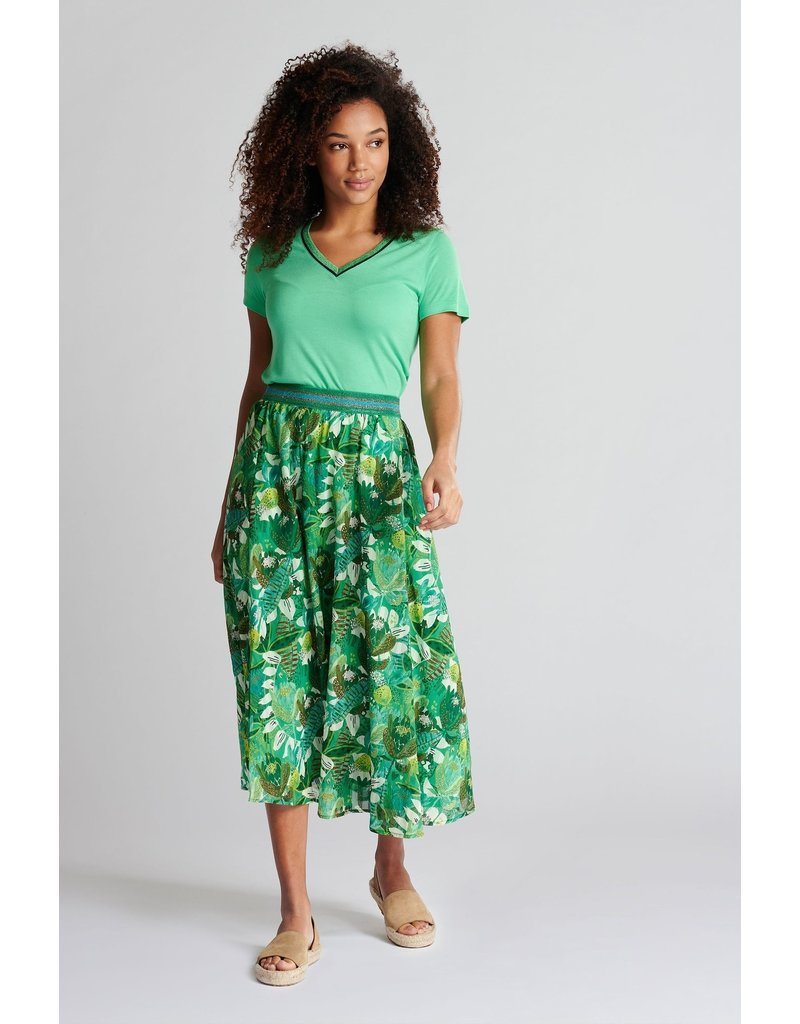 Pom Amsterdam T-shirt Amazon Green