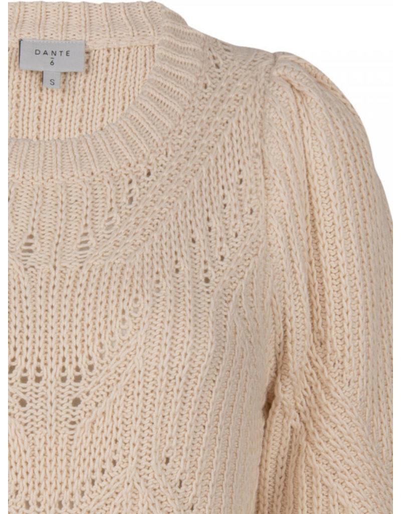 Dante 6 Sweater Cleo Creme