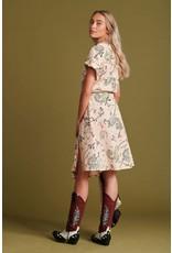Pom Amsterdam Dress Shameleon D. blusch