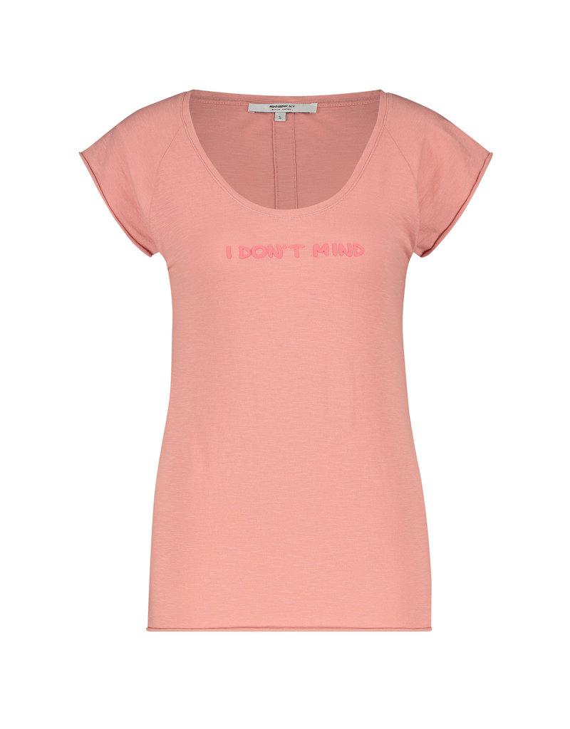Penn&Ink Shirt S21F877 Terracotta
