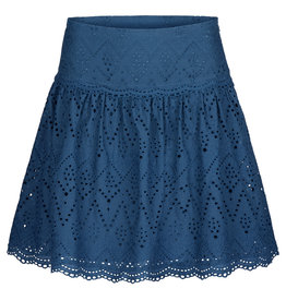 By-Bar Skirt Bloom embroidery
