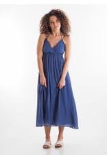 Idano Dress Vincent Indigo